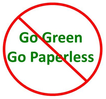 Two Sides Greenwashing Claims Campaign Progress Report April 2013