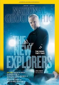 June 2013 National Geographic Cover